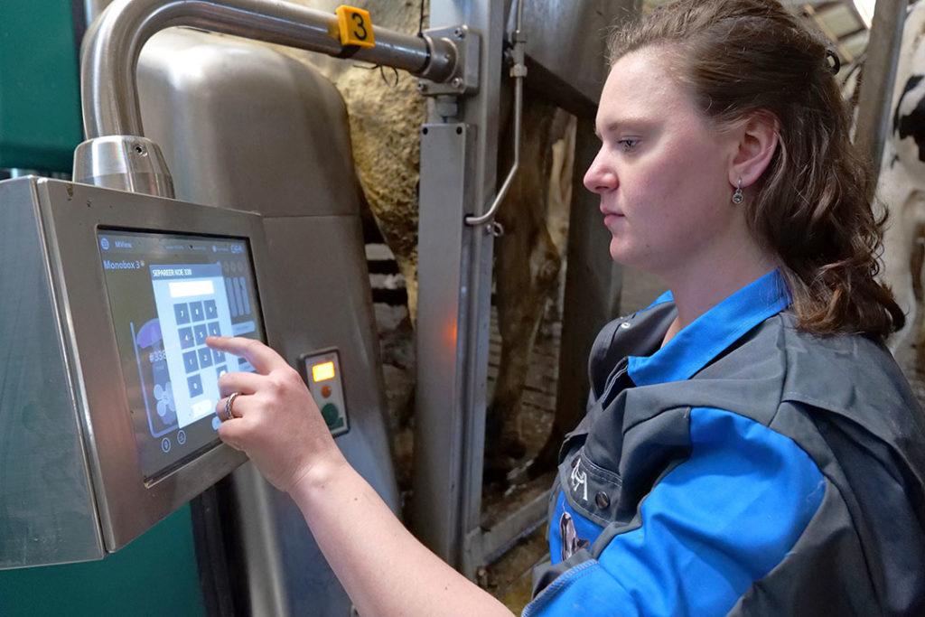 Zodra je gekozen hebt voor een melkrobot word je door GEA volledig professioneel begeleid om de veestapel en het bedrijf op elkaar af te stemmen om automatisch te gaan melken. - Foto: GEA
