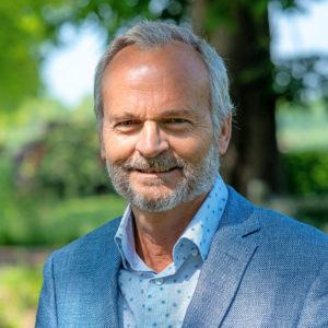 Harm Jan Houtman is makelaar van Agrivesta in Eelde (Dr.) en heeft de provincie Groningen als aandachtsgebied. - Foto: Jan Willem van Vliet