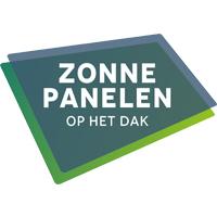 Zonnepanelen op het dak_logo_web