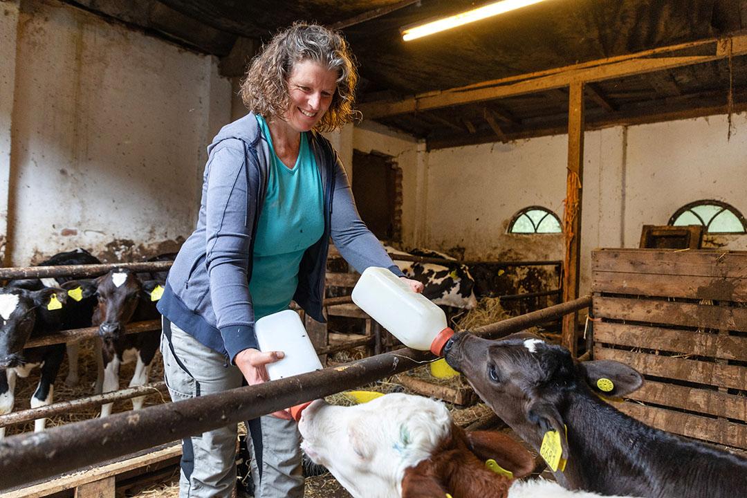Miranda kwam uit de stad maar leerde snel alles over het boerenwerk. Haar leven veranderde volledig.